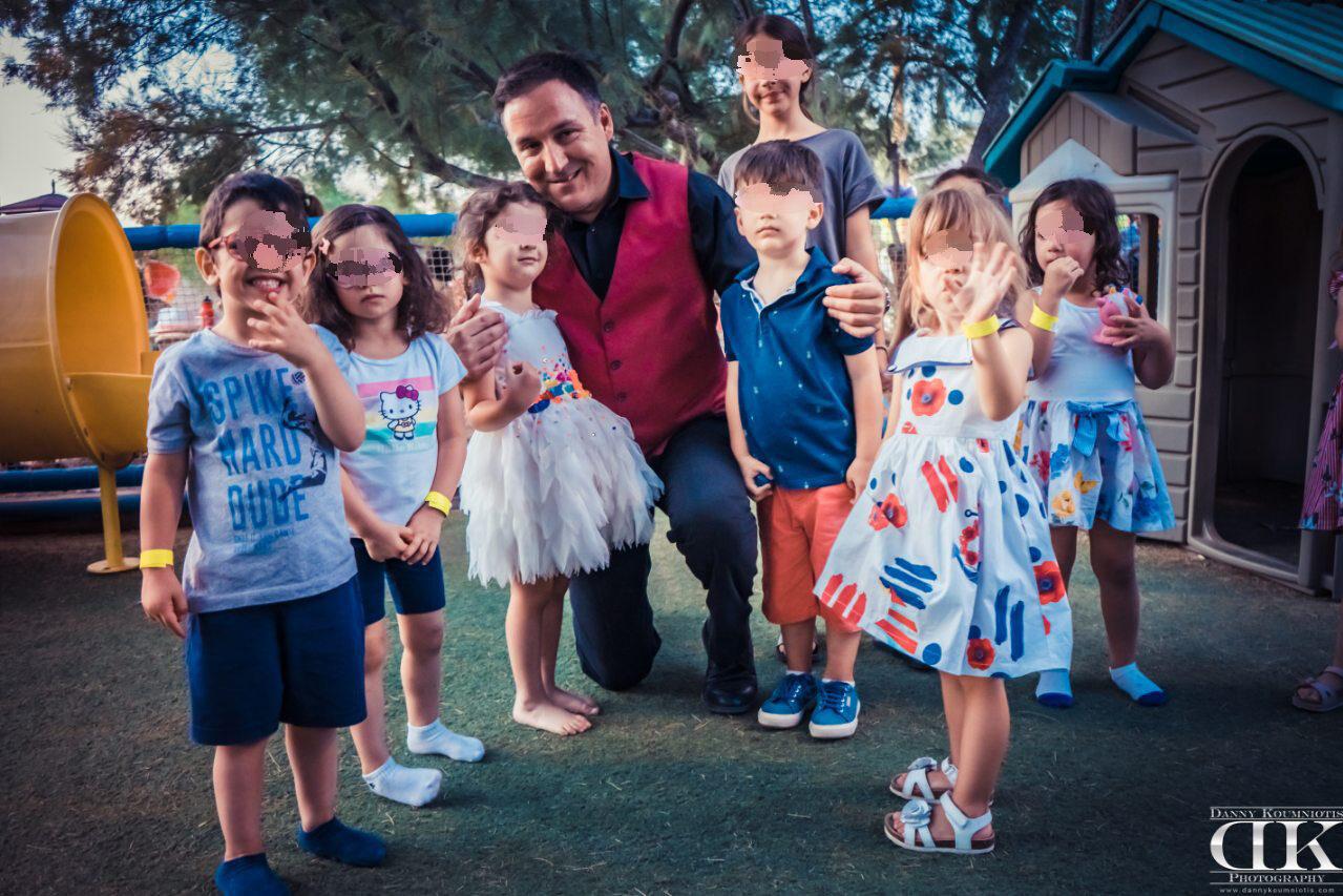υπηρεσίες για παιδικά πάρτυ