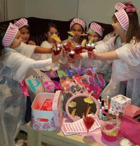 παιδικα παρτυ σπα για κοριτσια