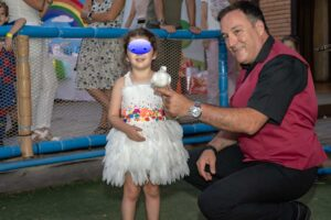 ταχυδακτυλουργος για παιδικα παρτυ, παιδικο παρτυ, ταχυδακτυλουργοι